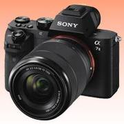 New Sony Alpha A7 Mark II 24MP 28-70mm Kit Mirrorless Digital SLR Cameras (FREE INSURANCE + 1 YEAR AUSTRALIAN WARRANTY)