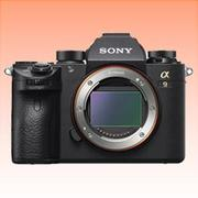 New Sony Alpha A9 24.2MP Mirrorless Digital Camera (Body) (FREE INSURANCE + 1 YEAR AUSTRALIAN WARRANTY)