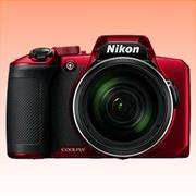 New Nikon Coolpix B600 16MP Digital Camera Red (FREE INSURANCE + 1 YEAR AUSTRALIAN WARRANTY)