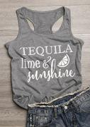 Tequila Lime & Sunshine Tank