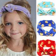 12 Colors Baby Headband